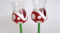 There are Wine Glasses, and Then There Are Vine Glasses [mario]