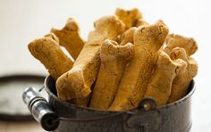 Spiced Pumpkin Dog Treats
