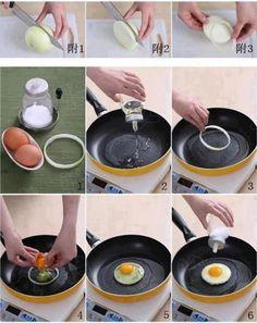 ovo com aro de cebola