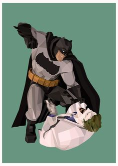 The Dark Knight Returns - Marcel Trindade
