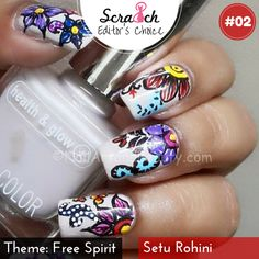 Congratulations, Rohini @SetuRohini! Your entry has been accepted for the Free Spirit Challenge. #scra2chchallenge