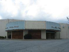 Abandoned Plaza Theatre, Columbus GA   Marie, Let's Eat!