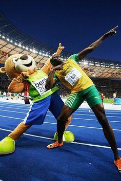 Usain Bolt - Gifted