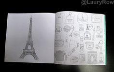 Book Paris Secret My Coloring Like Page Facebook