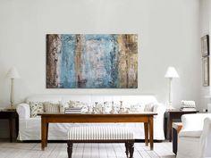 Pintura Original Abstrata - tela medindo 80x120 cm