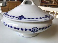 Vakkert blått mønster! Diverse av Villeroy-Boch selges! | FINN.no Fine Porcelain