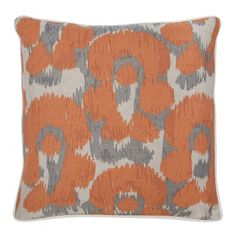 AFR LEOPARD PRINT ORANGE - Pillows - Textiles - Accessories - HD Buttercup Online – No Ordinary Furniture Store – Los Angeles & San Francisco