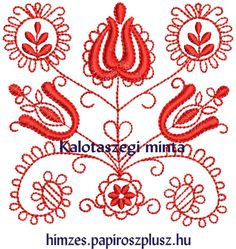 Embroidery Pattern from Kalotaszegi hímzésminta 803 from himzes. Tambour Embroidery, Hungarian Embroidery, Folk Embroidery, Hand Embroidery Patterns, Fabric Patterns, Embroidery Stitches, Floral Embroidery, Embroidery Designs, Chain Stitch