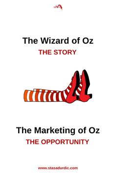 Dorothy was looking for the Wizard of Oz. We will find the Marketing of Oz. #marketing #digitalmarketing #thewizardofoz #themarketingofoz