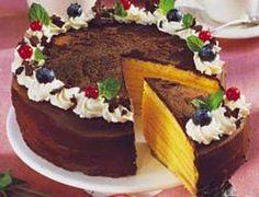 Die Torte hat es in sich