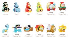 A fan site dedicated to Disney Tsum Tsums