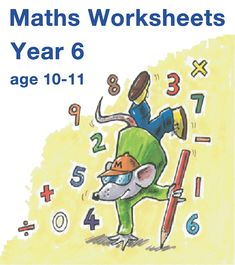 MathSphere Year 6 Maths Worksheets