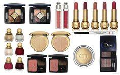 Make up para Navidad, el maquillaje para las fiestas de Givenchy, Dior y Chanel