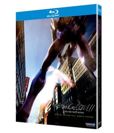Amazon.com: Evangelion: 1.11 You Are {Not} Alone [Blu-ray]: Allison Keith-Shipp, Spike Spencer, Colleen Clinkenbeard, Hideaki Anno: Movies & TV