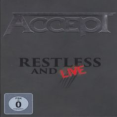 Music videos: Accept - Restless And Live (2017) [DVD9]
