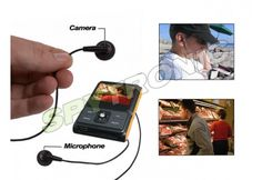 Ensemble Caméra Écouteurs Complet