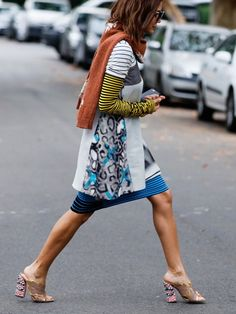 Proof that Sydney street style has REALLY grown up.