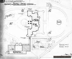 Der Spurensammler - Chateau Noisy - Historische Bilder
