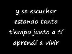 El Canto del loco: Acabado en A. Letra en http://www.musica.com/letras.asp?letra=1275893