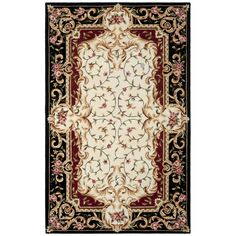 Inspired by traditional European styling, the Naples collection combines sophisticated designs, highest grade materail and expert craftsman to make this masterpiece rug.
