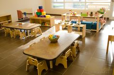 Toddler 2 Classroom. Visit globalvillagepreschool.com #reggioinspired