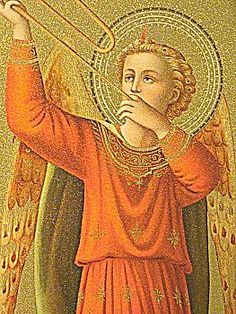 Detail from The Last Judgement, Fra Angelico - Szukaj w Google