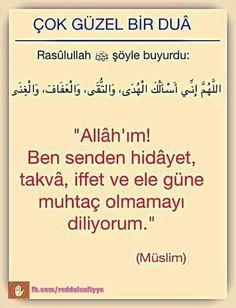 Aminnnn Aminnnn Ve Aminnnnn. Islam Religion, Islam Quran, Sufi, Word Of God, Allah, Poems, Prayers, Sayings, Reading