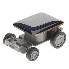 kleinste zonne-energie ter wereld aangedreven auto - EUR € 1.99