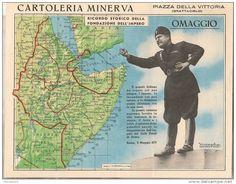 Mussolini's Ethiopian Empire