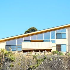 HAG /スキップハウス Garage Doors, Outdoor Decor, House, Home Decor, Decoration Home, Home, Room Decor, Home Interior Design, Homes