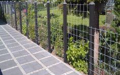 Hegn - HaveHegn - Pileflet - Bambus - Plastik Hegn - Stolper Rionet 200x300/15x15cm