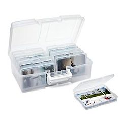 photo storage container {the container store}