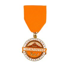 Get ready to add more noisy metal objects to your Fiesta sash, as Whataburger has unveiled its two medals for 2016 for purchase online.