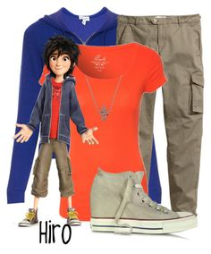"""""""Hiro"""" by murphylovesturtles ❤ liked on Polyvore"""
