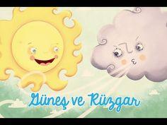 Güneş ve Rüzgar - YouTube Montessori, Education, Children, Rage, Young Children, Boys, Kids, Onderwijs, Learning
