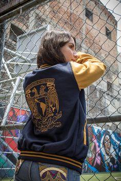 Senior Jackets, Varsity Jacket Outfit, Ex Girlfriends, Mendoza, Mexico, Womens Fashion, Outfits, Clothes, Beautiful