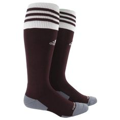 adidas Copa Zone Cushion II Sock, Light Maroon/White, Small >>> You can get more details by clicking on the image.