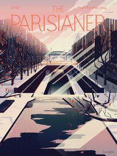 The Parisianer by Cruschiform | Agent Pekka