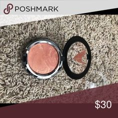MAC Star Trek Trip The Light Fantastic Powder Shade is Strange New Worlds. Never used but was swatches once. Comes with original box MAC Cosmetics Makeup Face Powder