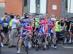 Great Britain team