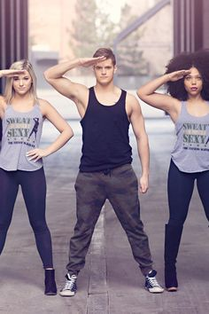Here Are Your Favorite Dances From The Fitness Marshall, All in 1 Place