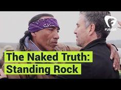 The Naked Truth: Mark Ruffalo Speaks on Standing Rock & #NoDAPL - YouTube