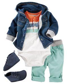 OshKosh B'Gosh Baby Boy Outfit