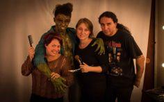 Con Maquillaje Tania Roitman 30-03-14