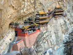 Hanging Temple Monastery of Hengshan