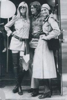 YSL Vintage 1969