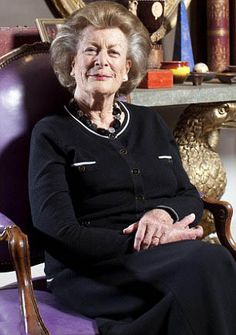 Prince Philip's cousin.....Lady Pamela Hicks is known for her revelations about the recent history of the Royal Family