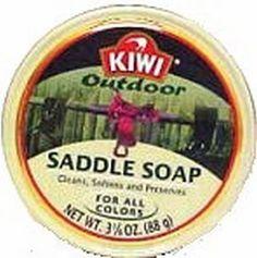 Kiwi Shoe Saddle Soap Large Paste Tin (3-Pack) by Kiwi. $20.49