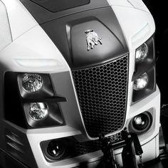 Lamborghini Nitro tractor. Giugiaro design. Powerful. Outstanding.