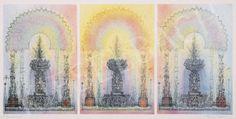 98 500Ft   32 x 63cm   ofszet, papír   Gross Arnold  festmények a Kieselbach galériában. Vásároljon festményt eredetiségigazolással!